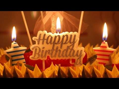 Happy birthday  birthday wishes  birthday song  whatsapp happy birthday status video