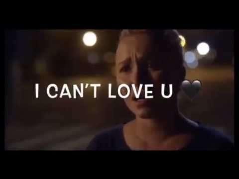 Heartbroken status   I cant love you status   sad status