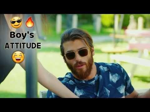 Boys attitude status   attitude whatsapp status video