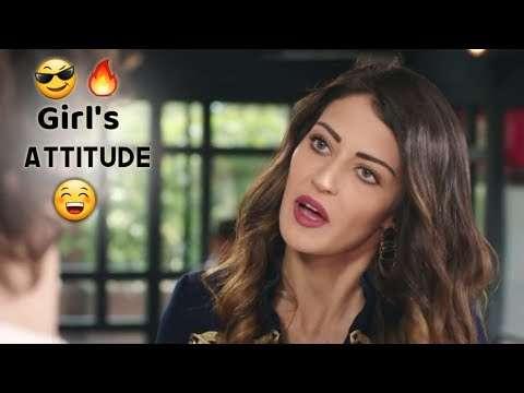 Girls attitude status | attitude whatsapp status | english status